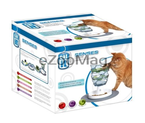 Hagen Cat It Senses Food Maze 50745