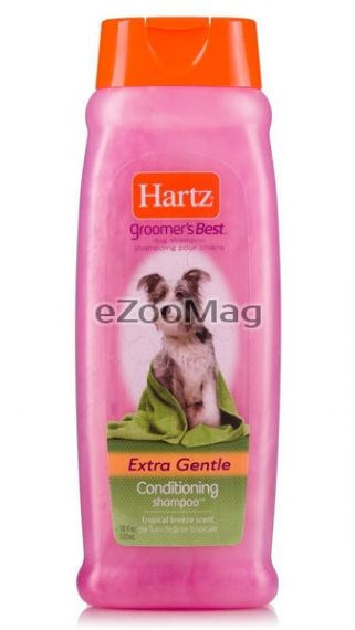 HARTZ - Groomer's Best 3-IN-1 Dog Conditioning Shampoo