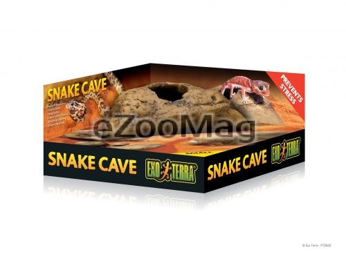Exo Terra Snake Cave Small PT-2845 160 x 115 x 73 mm