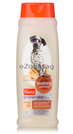 Groomer's Best Oatmeal Dog Shampoo, Buttermilk Scent