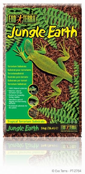 Exo Terra Jungle Earth PT-2764 26.4 L