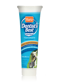 Hartz Dentist's Best Toothpaste For Dogs & Cats