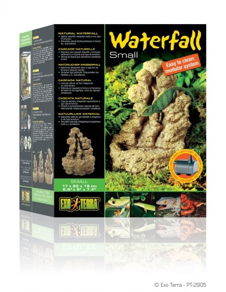 Exo Terra Natural Waterfall Small РТ-2905 17 x 23 x 19 cm