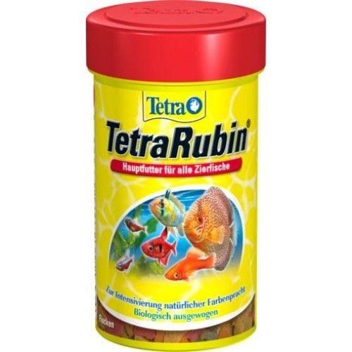 Tetra Rubin - fish food 100ml