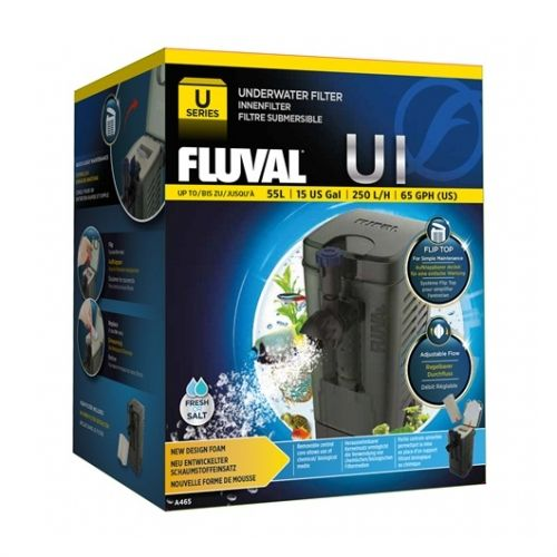Hagen Fluval U1 Underwater Filter A465 for aquariums up to 55L