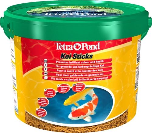 Tetra Pond Koi - food for Koi 10L