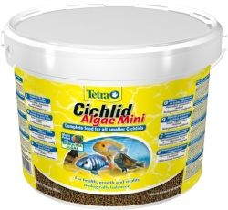 Tetra Cichlid Mini Granules - Special Food for Cichlids 10L
