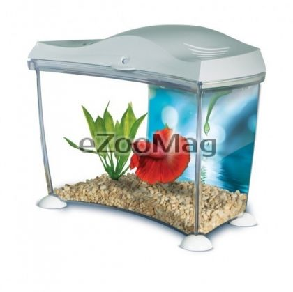 Hagen Aquarium Marina Betta Home White 6.7 L