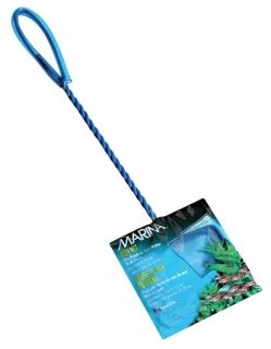 "Hagen Marina Easy Catch Net Blue 11274  4"" 10cm"