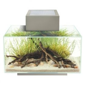 Hagen Fluval Edge Aquarium Set Pewter 15386 23L