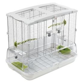Hagen Vision Bird Cage for Medium Birds Small Wire М01 83250 62.5 x 39.5 x 53 cm