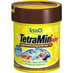 TetraMin Baby - specialized food for baby fish 66ml