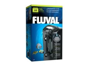Hagen Fluval U2 Underwater Filter A470 for aquariums from 45L to 110L