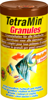 TetraMin Mini Granules - granulated fish food 100ml