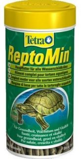 Tetra ReptoMin - Amphibious Turtle Food 1L