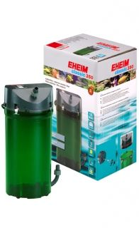 Eheim Classic 350 2215010 - External filter for aquariums up to 350L without filling