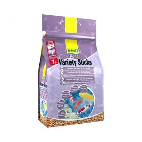 Tetra Pond Variety - Food for Koi and pond fish 7L
