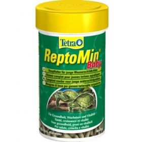 Tetra ReptoMin - food for small amphibian turtles 100ml